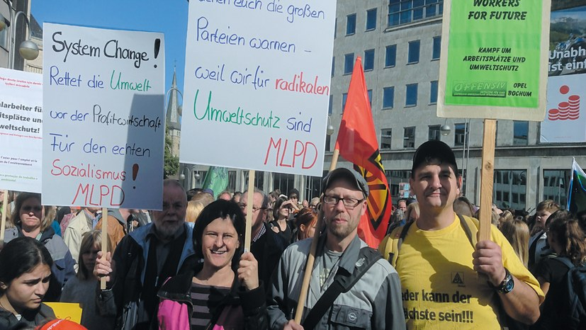 Globaler Klimaaktionstag am 19. März