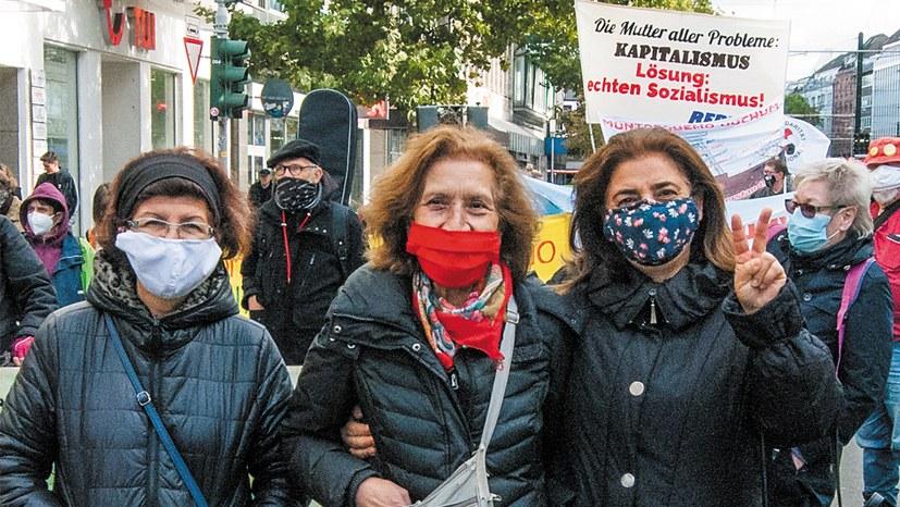 Wachsende Sorgen bürgerlicher Historiker vor sozialen Unruhen