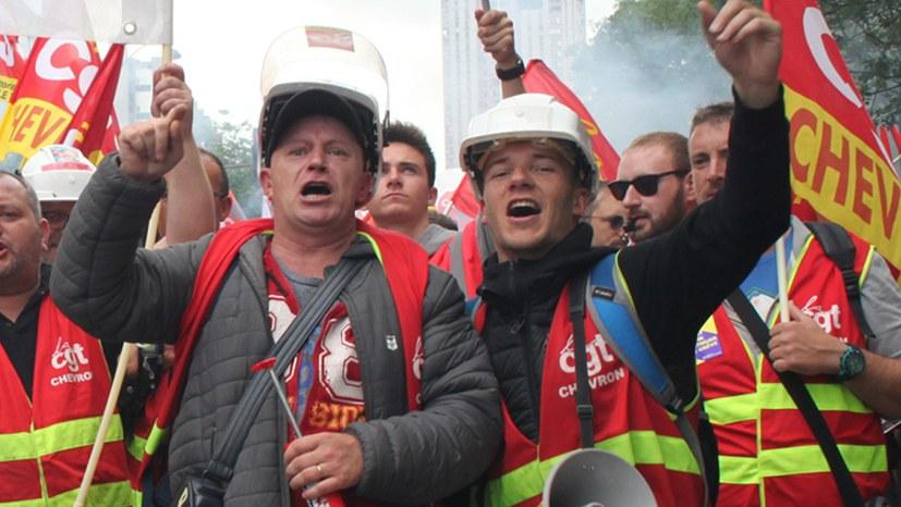1. Mai 2021: Es lebe die internationale Arbeitereinheit!