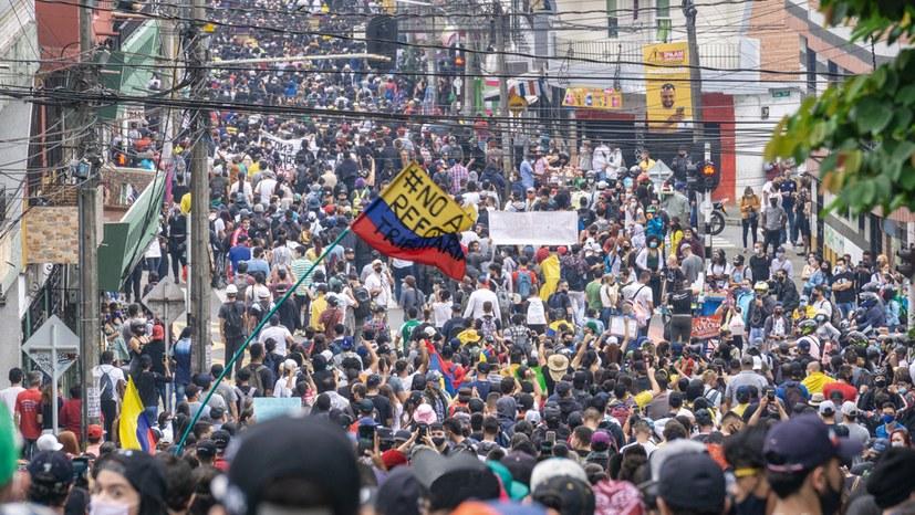 Lateinamerika: Länderübergreifender Gärungsprozess