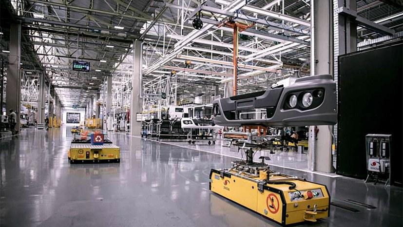 """""""Factory56"""" – Autofabrik der Zukunft?"""
