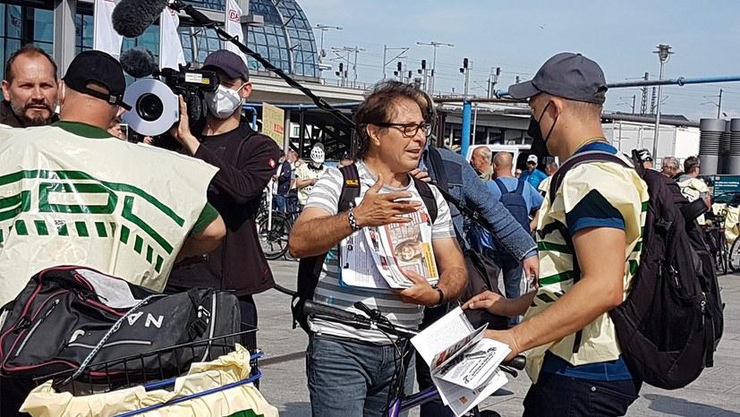 Streiks der GDL setzen Signal