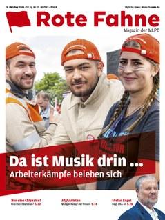 Rote Fahne 21/2021