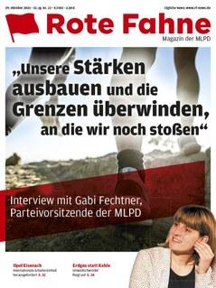 Rote Fahne 22/2021