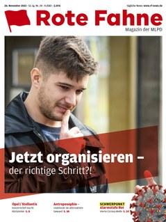 Rote Fahne - Magazin der MLPD