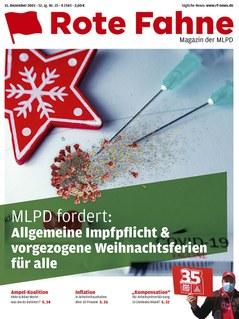 Rote Fahne - Wochenzeitung der MLPD
