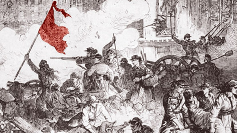 150 years of the Paris Commune