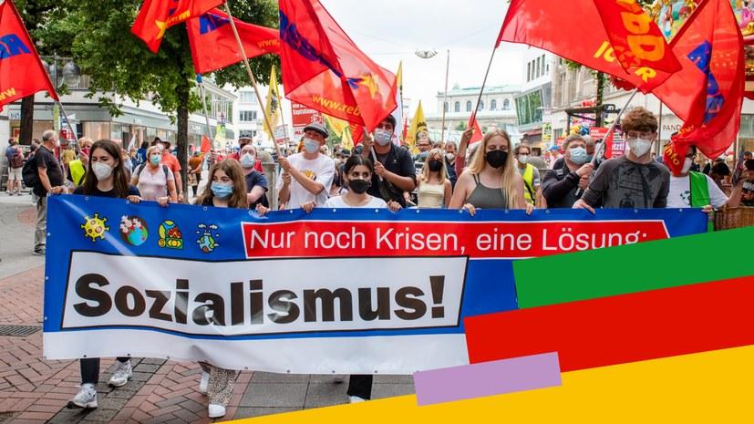 After Movie Bundestagswahlkampf der Internationalistischen Liste / MLPD