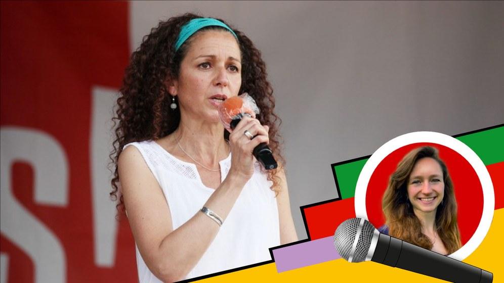 Anke Nierstenhöfer: Politik für Arbeiterinnen und Arbeiter - nicht für Milliardäre