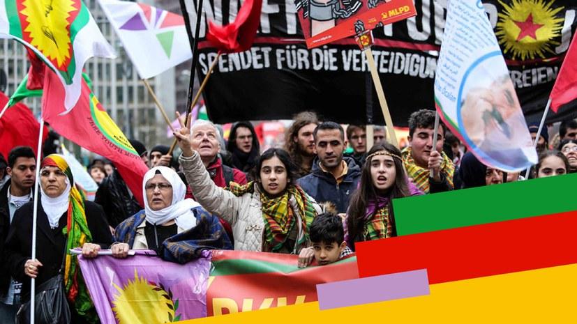 Freiheit für Kurdistan und Palästina: Wahlempfehlung eines kurdischen Freundes