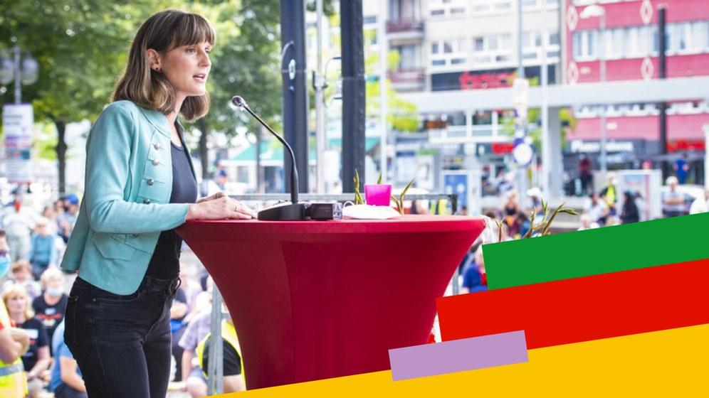 Kandidatenvorstellung Gabi Fechtner