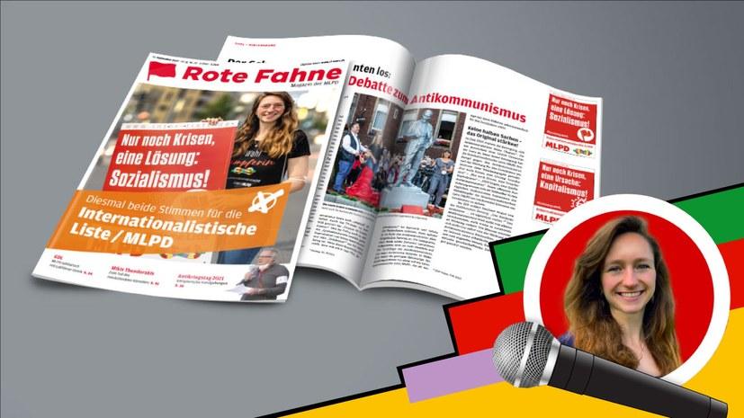 Rote Fahne 19/2021: Topthema Sozialismus