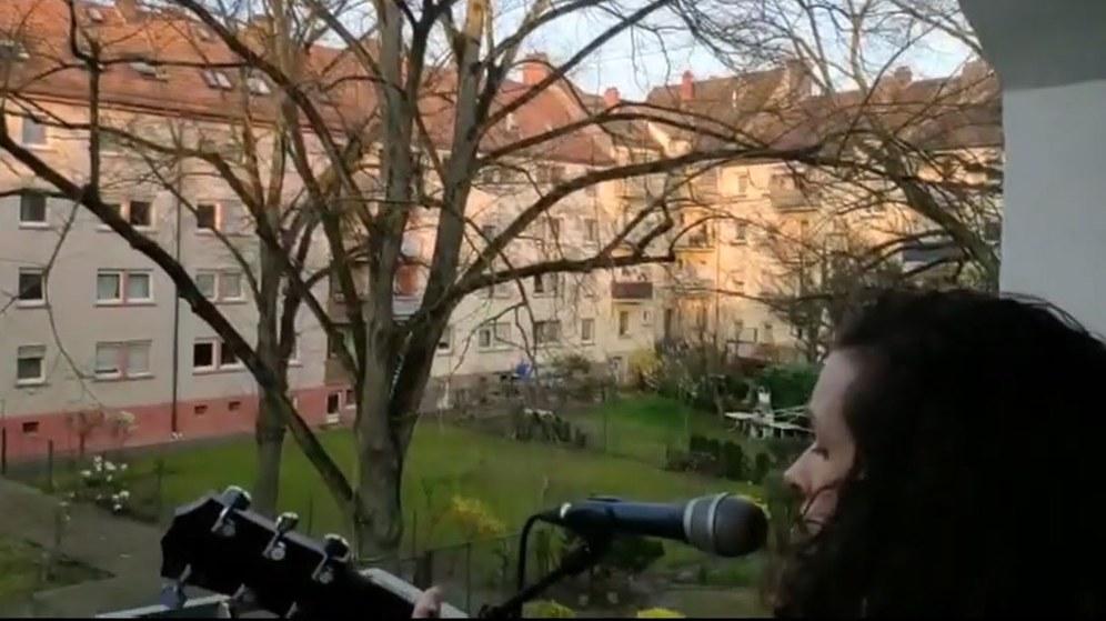 Anti-Corona Balkonmusik